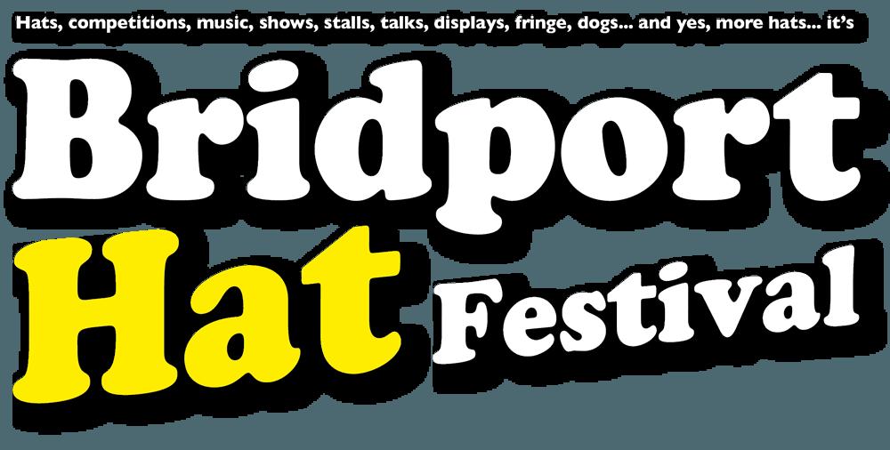 Bridport Hat Festival Retina Logo